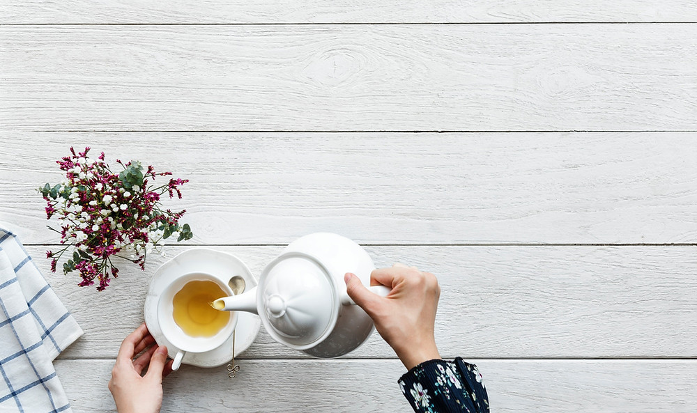 having a nice cup of tea is an example of self-care