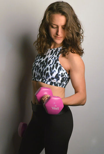 Shayna Schmidt, Weighted Plate Co-Owner