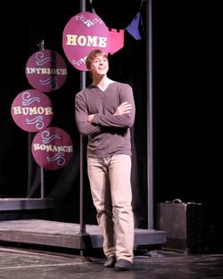 Ryan Muska as Pippin