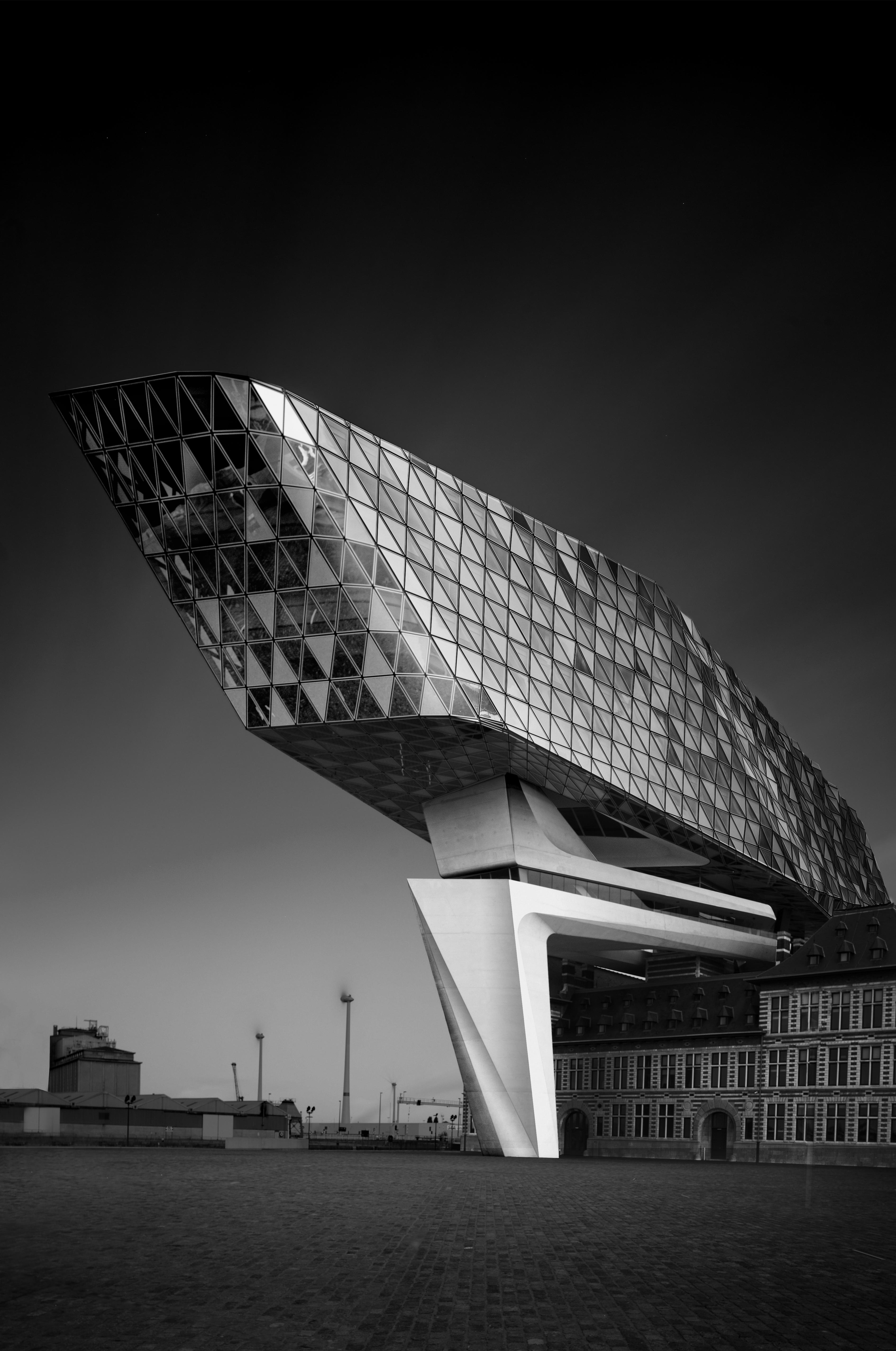 Harbour house Antwerp