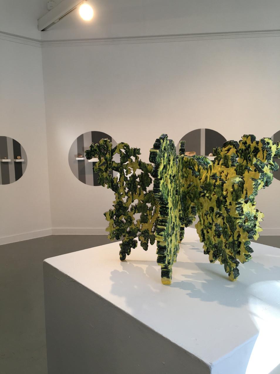 'Intuoyant' 1.Kulvinder Kaur Dhew Curatorial