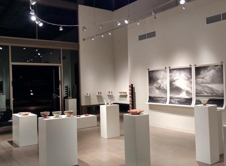 Rose Gallery Installation