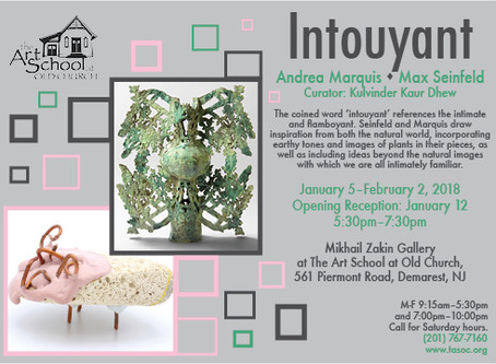 'Intouyant' Andrea Marquis, Max Seinfeld