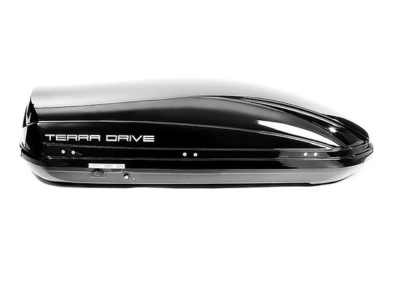 Terra Drive 440 чёрный глянец