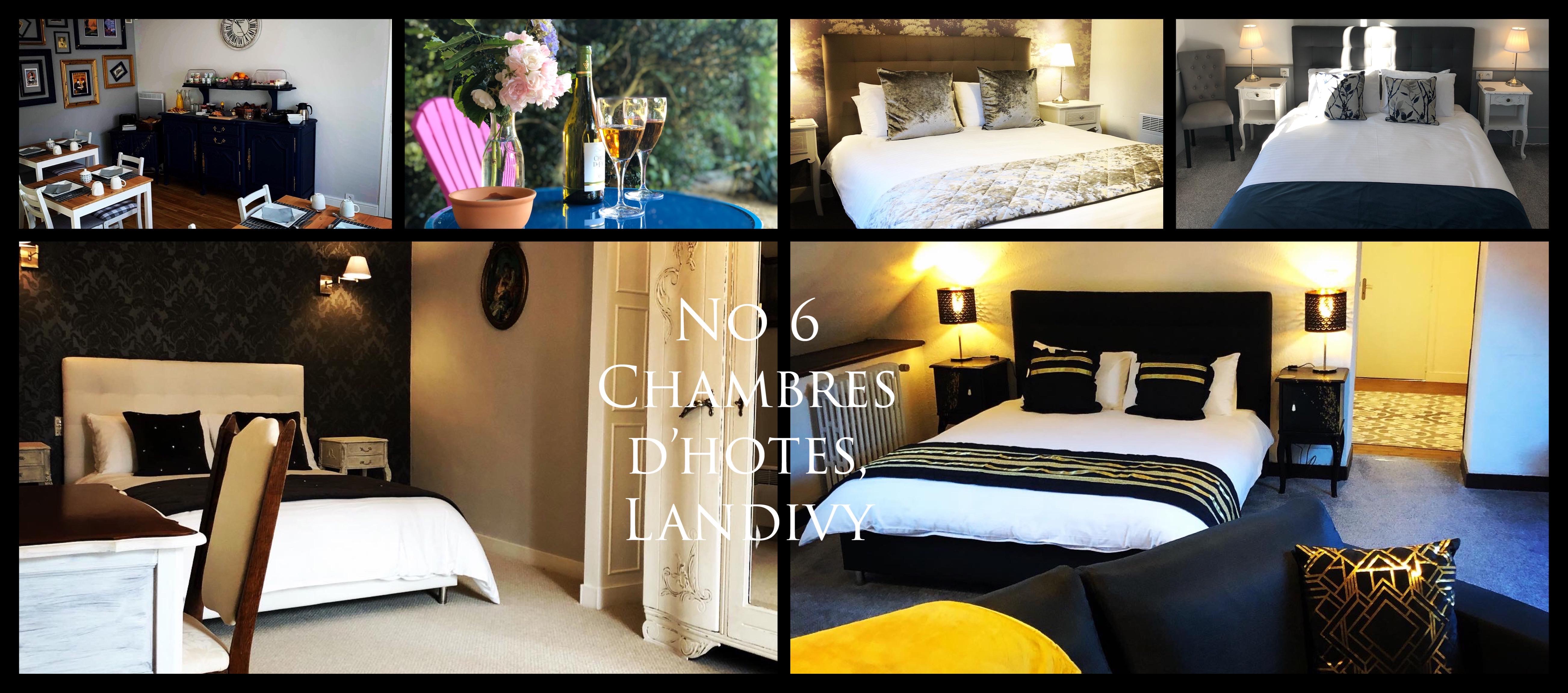 No 6 Chambres d'hotes Landivy