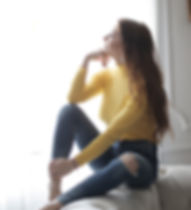woman-in-yellow-long-sleeve-shirt-and-bl