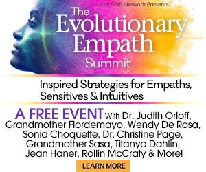 The Shift Network's Evolutionary Empath Summit