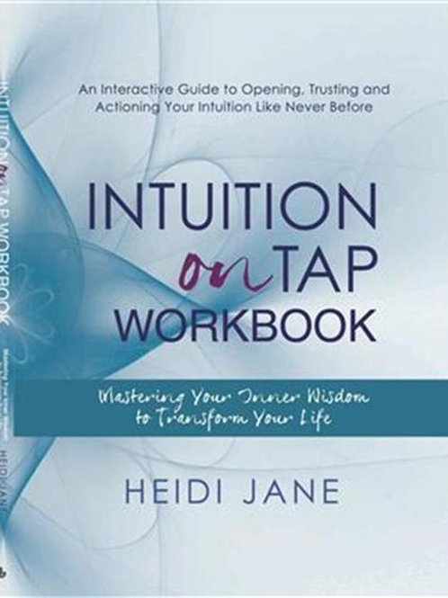 Intuition On Tap Workbook