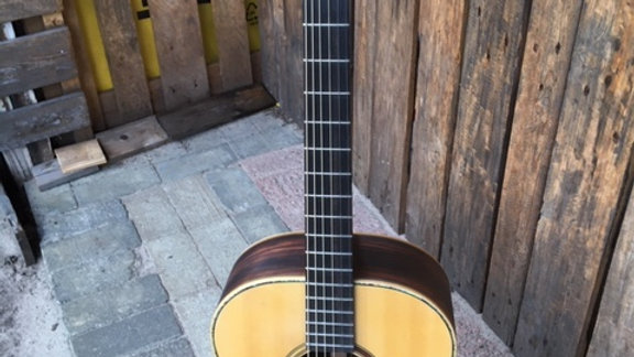 Acoustic KD series front view