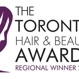 Regional Winner Logo  Toronto Hair  Beau
