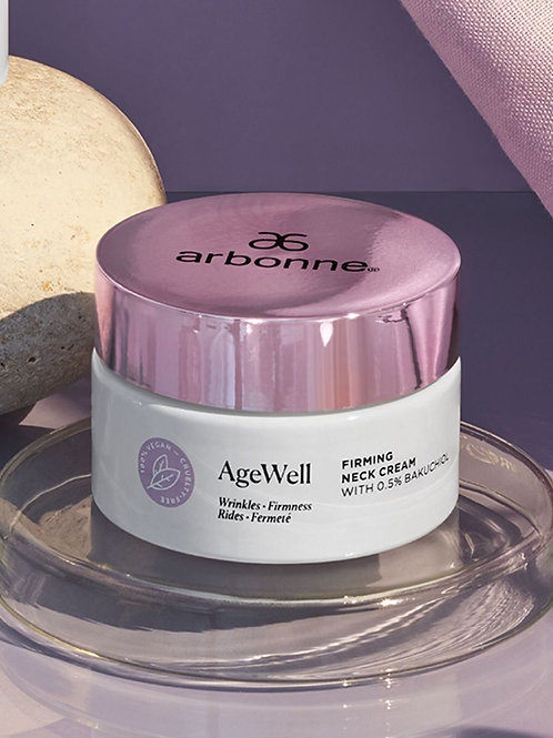 AgeWell Firming Neck Cream with 0.5% Bakuchiol