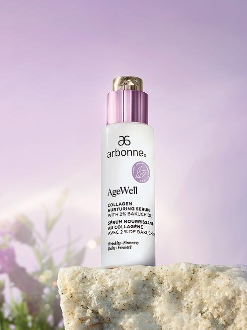 AgeWell Collagen Nurturing Serum with 2% Bakuchiol