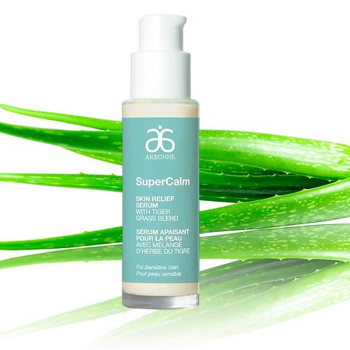 SuperCalm Skin Relief Serum with Tiger Grass Blend