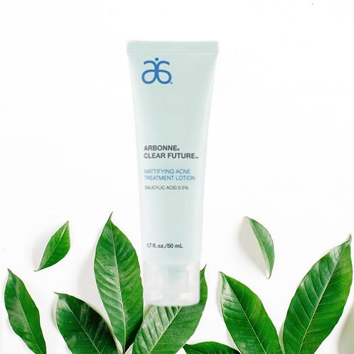 Clear Future Mattifying Acne Treatment Lotion
