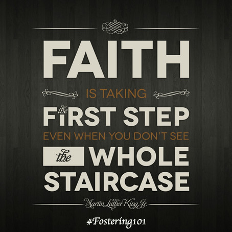 Take the First Step with FosterU