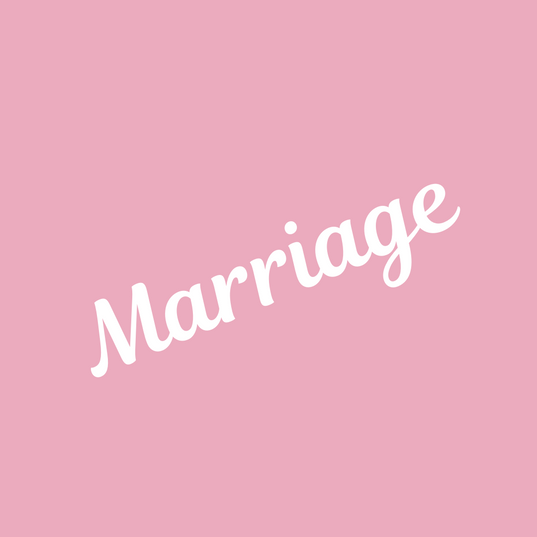 Marriage lessons for women