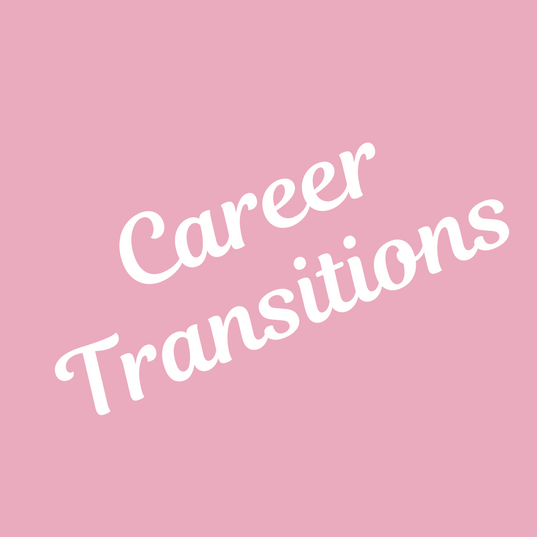 Lessons for Women in Career Transitions