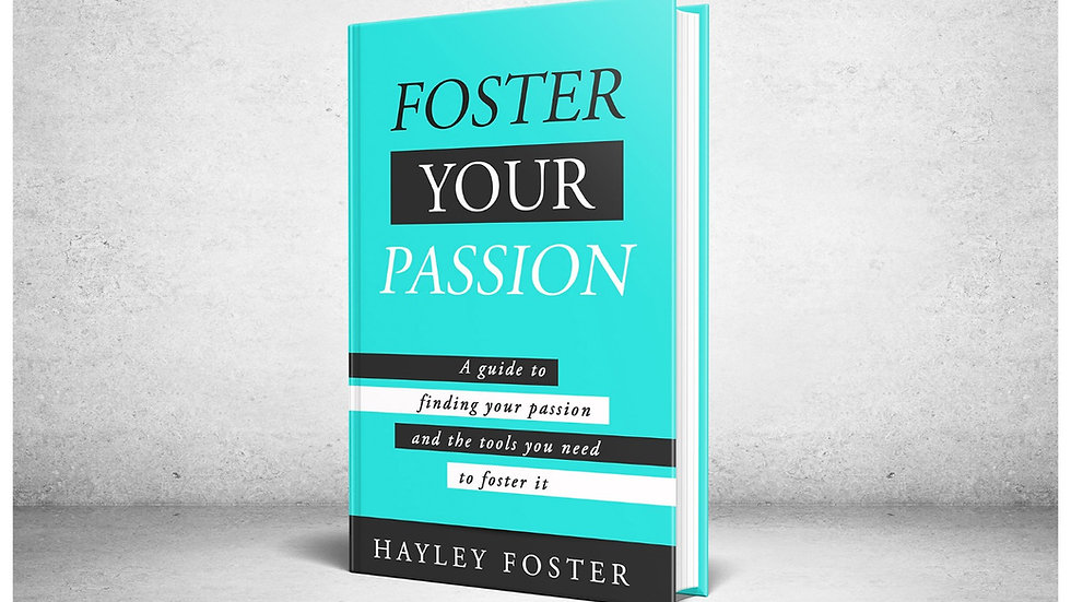 Foster Your Passion - BookTalk Events