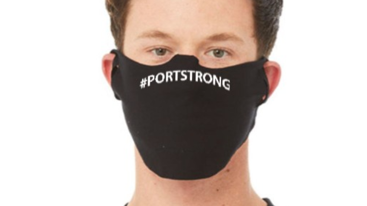 #PortStrong Face Cover