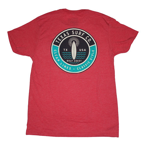 Hydro Life Tee - Red
