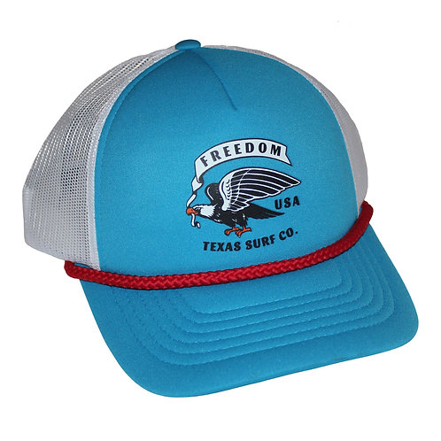 Eagle Trucker - Blue