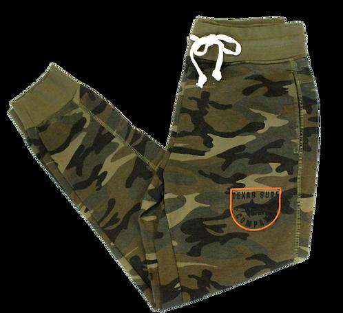 Shark Tank Pant - Camo