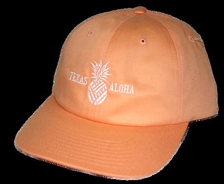 Texas Aloha Cap - Peach