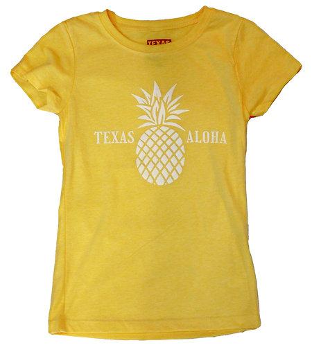 Texas Aloha Girls Tee