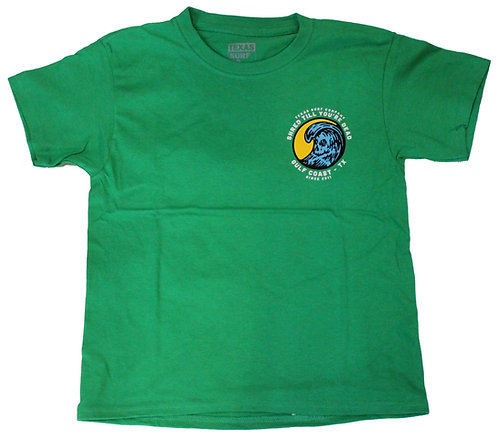 Shreddy Boys Tee - Green