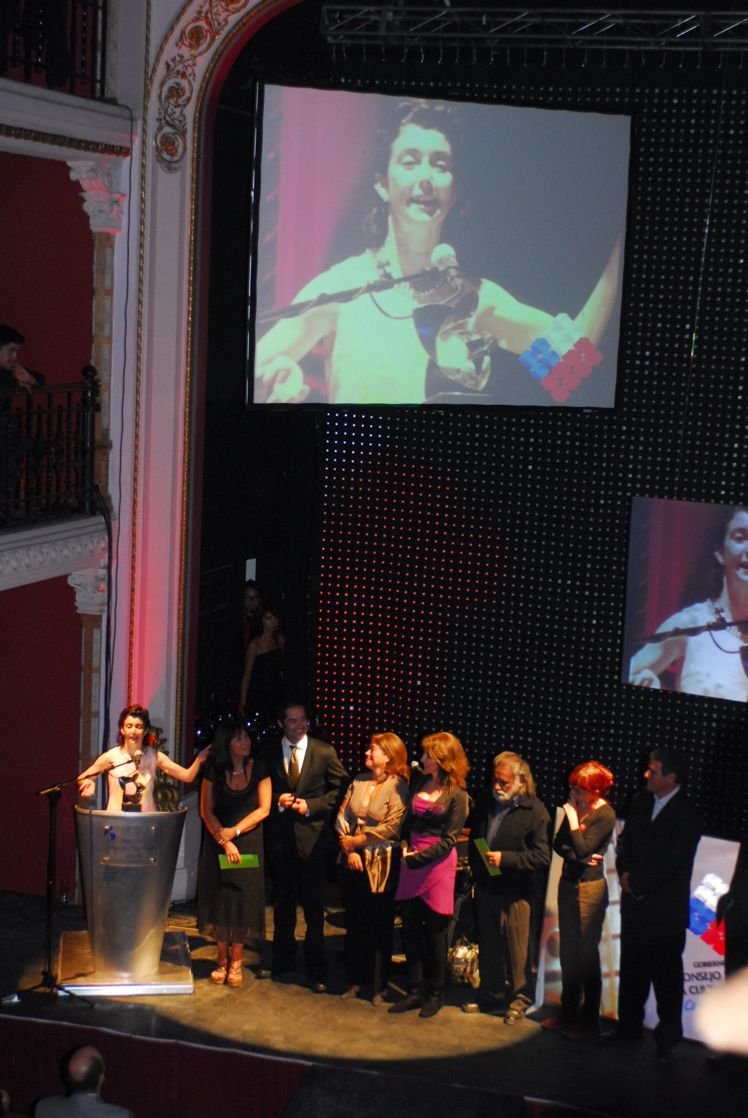 Premios Pedro Sienna