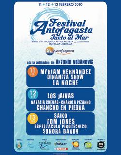 Festival Antofagasta Junto al Mar