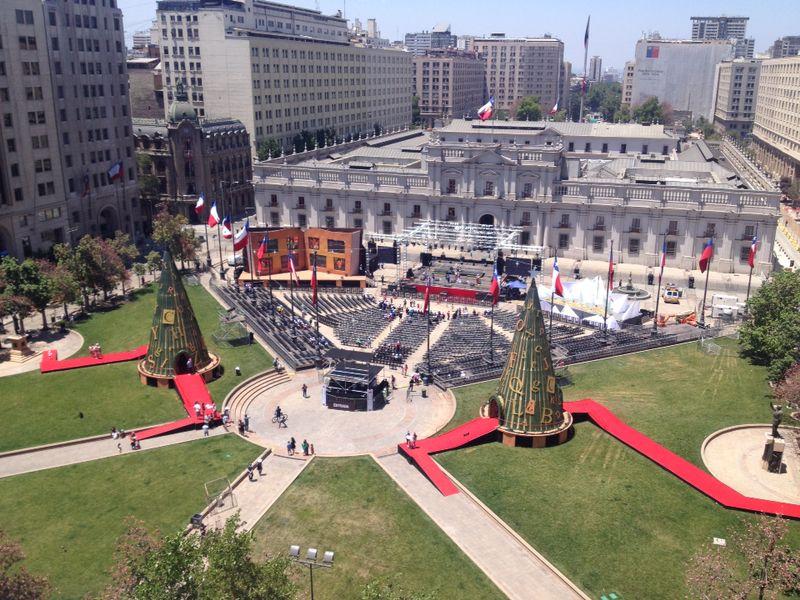Chile Sueña en Navidad