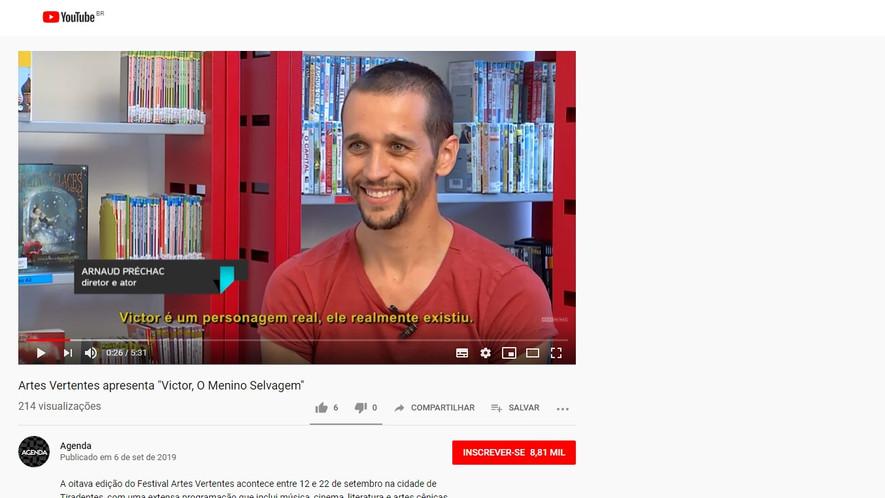 2019.09.06 | Artes Vertentes | Rede Minas