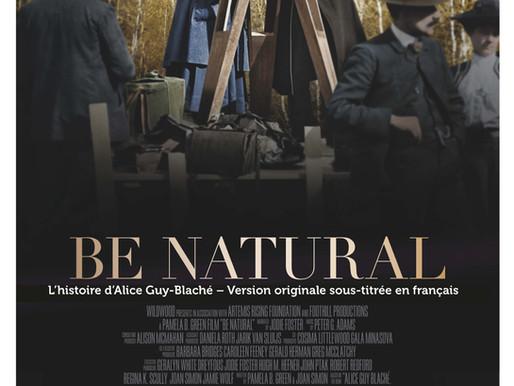 Ciné-club La Branche - Projection supplémentaire 29 mars - L'histoire d'une pionnière du cinéma