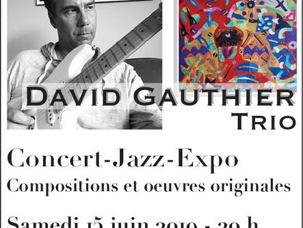 Porte-voix culturel: Concert - Jazz- Expo à la Société Arts et culture de Saint-Placide
