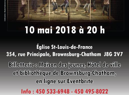 """""""Projet Police"""" - Théâtre - En collaboration avec la Maison des jeunes"""