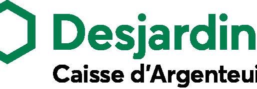 Partenariat avec La Caisse populaire Desjardins d'Argenteuil