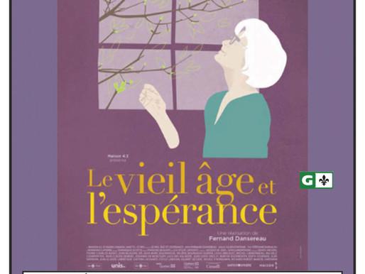 Le Vieil âge et l'espérance - Ciné-club 24 octobre