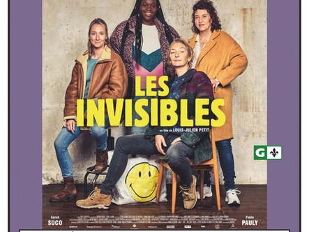 Les Invisibles - Ciné-club 28 novembre