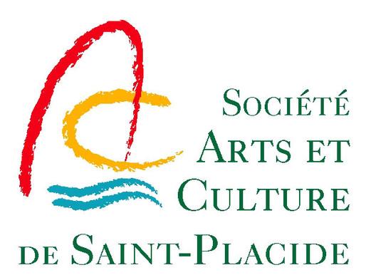 Porte-voix culturel: Le printemps à la Société Arts et Culture de Saint-Placide