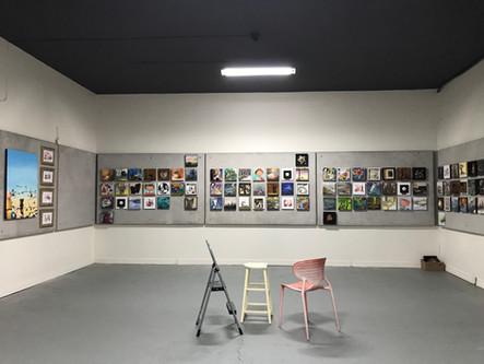 Porte-voix culturel: Ouverture de la galerie-boutique de la Route des Arts