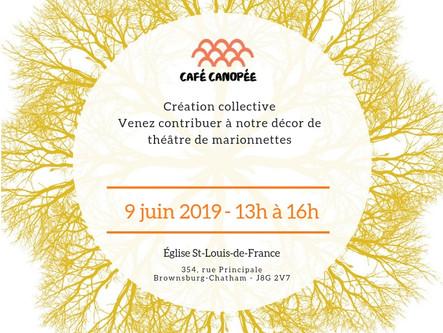Café Canopée - 9 juin 2019