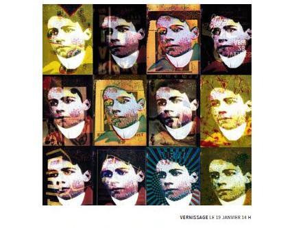 Porte-voix culturel: Jacques Charbonneau à la Galerie Route des Arts du 16 janvier au 23 février