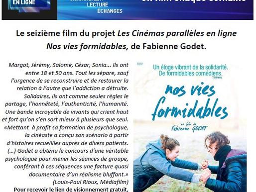 Ciné-club La Branche - Le film gratuit de la semaine