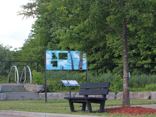 Une porte sur l'art dans vos parcs - Chapitre 2