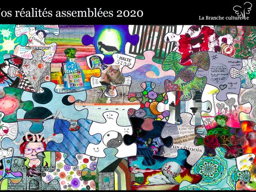 Résultat final : Nos réalités assemblées - Journées de la culture 2020