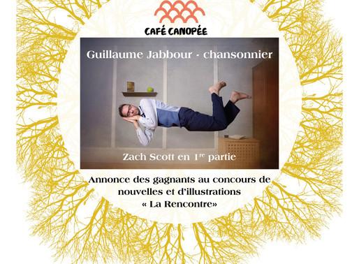Café Canopée - 9 février 2020