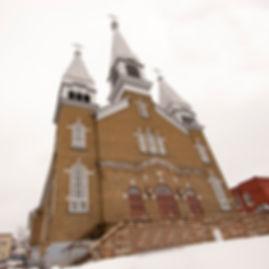Église St-Louis-de-France - crédit photo Kendy Murillo