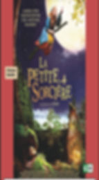 Affiche Petite sorciere - Branche cultur