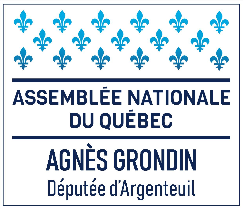 Agnès Grondin - Députée d'Argenteuil
